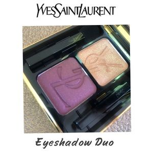 YSL Eyeshadow Duo
